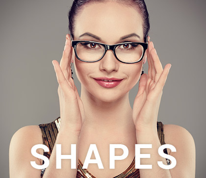 Eye Glasses Shapes