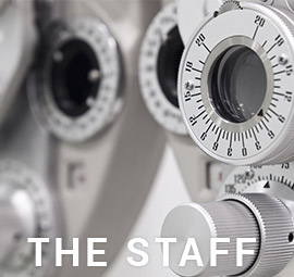 Eye Doctor Staff